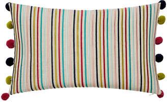 Harlequin Quintessence Pom Pom Cushion