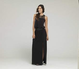 at Notonthehighstreet.com Rachel Wears Grecian Maxi Dress
