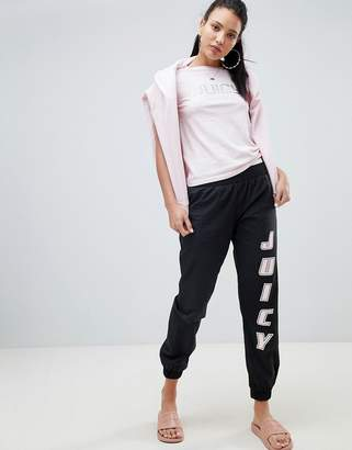 Juicy Couture Juicy By Logo Joggers
