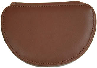 Royce Leather Royce New York Zippered Compact Jewelry Case