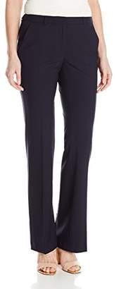 Ellen Tracy Women's Flare Leg Trouser $38.10 thestylecure.com