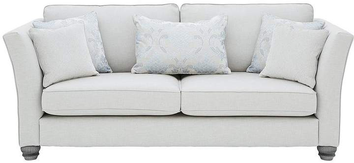 Sparkle 3 Seater Fabric Sofa
