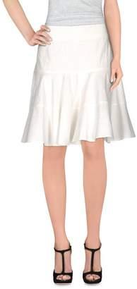 Blumarine Knee length skirt