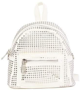 Steve Madden Pin Studded Mini Backpack