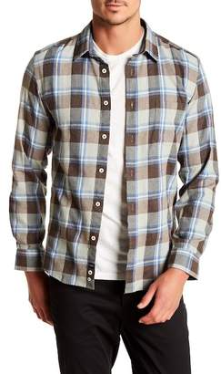 Benson Plaid Flannel Regular Fit Shirt
