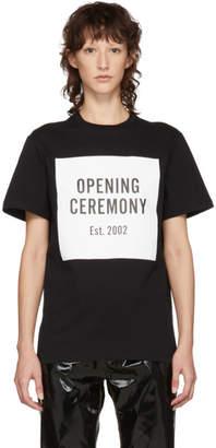 Opening Ceremony Black OC Logo T-Shirt