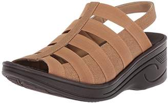 06907a1df790 at Amazon.com · Easy Street Shoes Women s Floaty Wedge Sandal