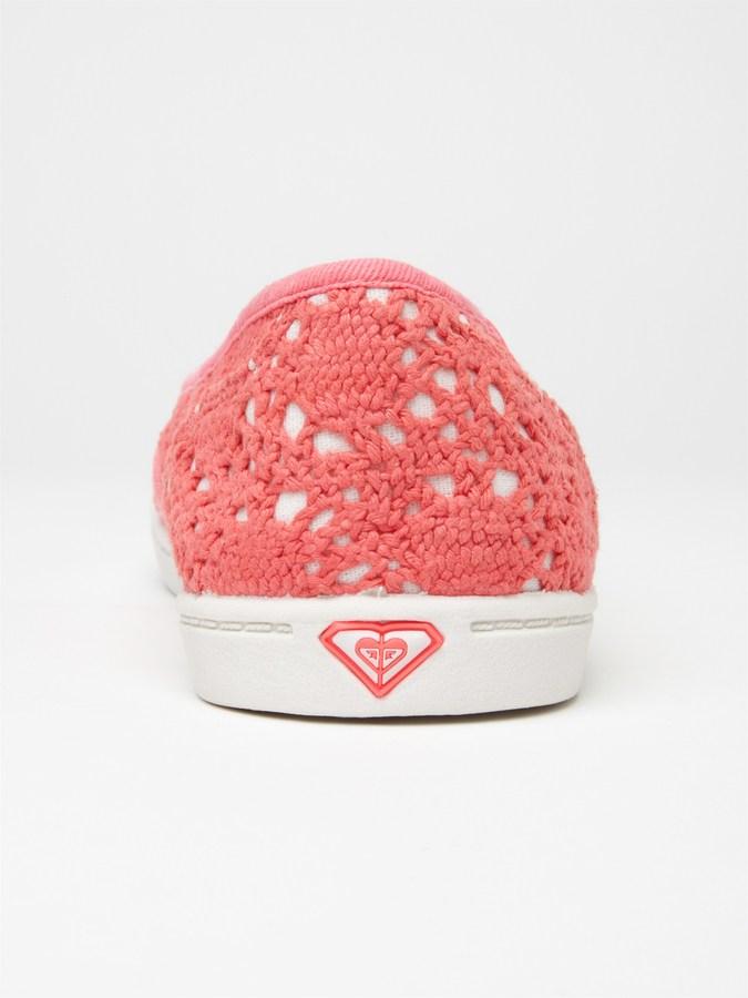 Roxy Lido Crochet Shoes