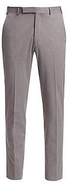 Ermenegildo Zegna Men's Cashco Tailored Trousers