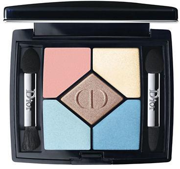 Christian Dior Dior Limited Edition 5 Couleurs Polka Dot Eyeshadow Palette - Summer 2016