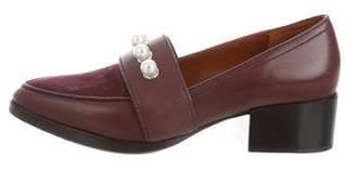 3.1 Phillip Lim Leather Embellished Oxfords