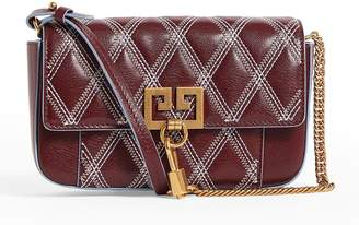 Givenchy Mini Diamond Quilted Pocket Bag