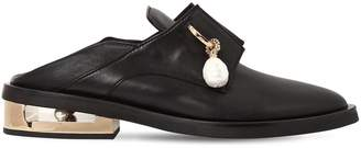 Coliac 30mm Nathan Pearl Leather Shoes