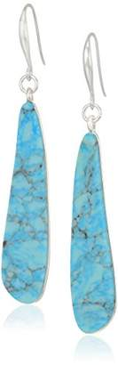 Robert Lee Morris Women's Stick Drop Earrings