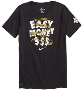 Nike Dry Money Vortex Graphic T-Shirt