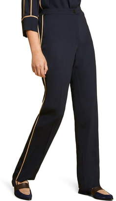 Marina Rinaldi Radicale Side Stripe Pants