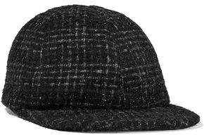 Eugenia Kim Darien Metallic Tweed Cap