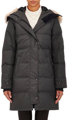 Canada Goose Women's Fur-Trimmed Massey Parka $1,200 thestylecure.com