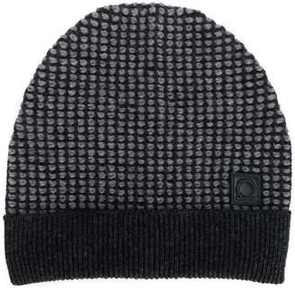 Salvatore Ferragamo knitted beanie