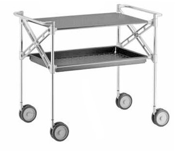 Kartell oxo - tv trolley