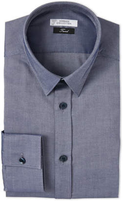 Versace Denim Dress Shirt
