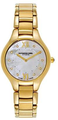 Raymond Weil Noemia Women's Quartz Watch 5132-P-00985