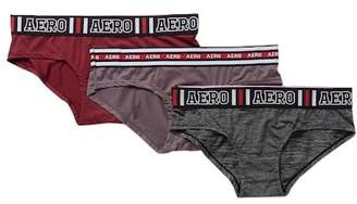 Aeropostale Study Hall Love Boyleg - Pack of 3