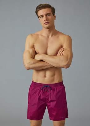 Giorgio Armani Swim Shorts With Drawstring