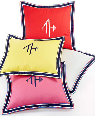 Tommy Hilfiger Decorative Pillows ShopStyle Fascinating Tommy Hilfiger Decorative Pillow Coussin Almohada