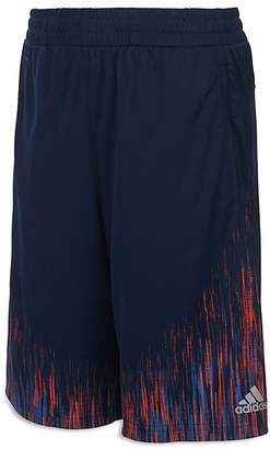 adidas Boys' Vertical Hype Shorts - Big Kid