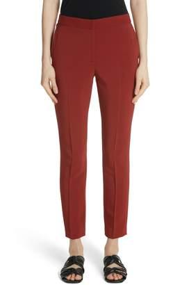 Rosetta Getty Stretch Cady Skinny Trousers