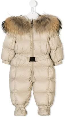 Moncler New Jean snowsuit