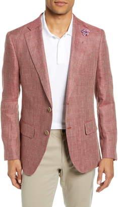 Robert Graham Leland Regular Fit Linen & Cotton Sport Coat