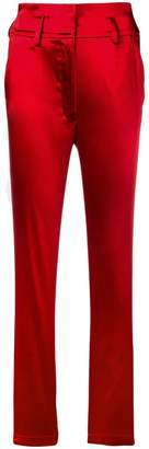 Dolce & Gabbana high-waist fitted trousers