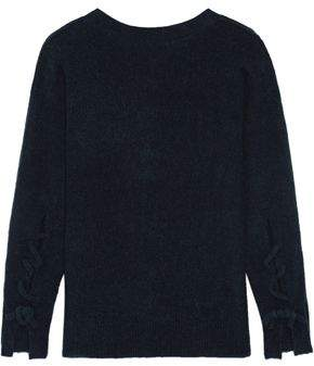 3.1 Phillip Lim Open-Back Knitted Sweater
