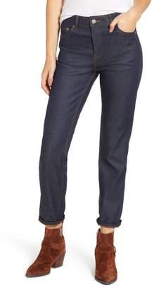 Denim & Supply Ralph Lauren Dr. Denim Supply Co. Edie High Waist Crop Jeans