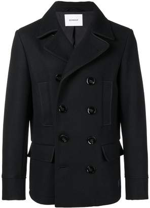 Dondup double-breasted longsleeved jacket