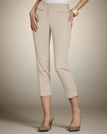 Chico's Smooth Stretch Hollywood Crop