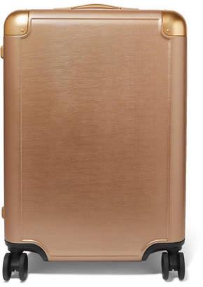 CalPak Jen Atkin Medium Metallic Hardshell Suitcase - Gold