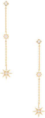 Child of Wild x REVOLVE Starburst Dangle Earrings