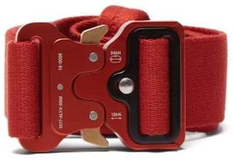 551b781ccde4ea 1017 Alyx 9sm - Rollercoaster Belt - Mens - Red