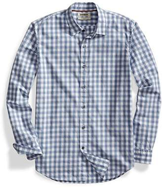 Goodthreads Men's Standard-Fit Long-Sleeve Large-Scale Gingham Shirt