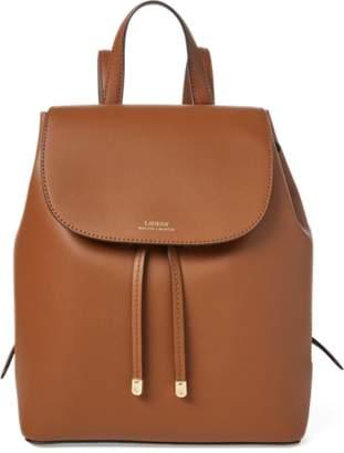 Ralph Lauren Leather Medium Backpack
