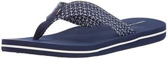 Tommy Hilfiger Women's CEAWEED Flip-Flop