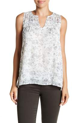 Lucky Brand Floral Printed Tank