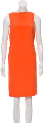 Maison Margiela Sleeveless Knee-Length Dress