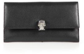 Alexander McQueenAlexander McQueen Skull Continental Wallet