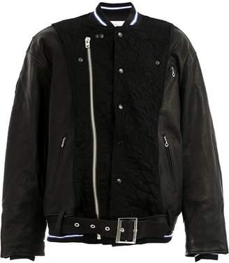 Facetasm loose bomber jacket