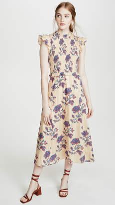 Sea Odette Smocked Dress