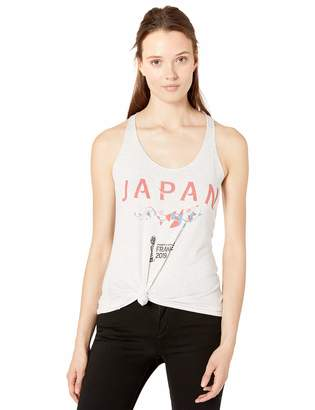 Fifth Sun Officially Licensed FIFA Japan Junior's Racerback Tank